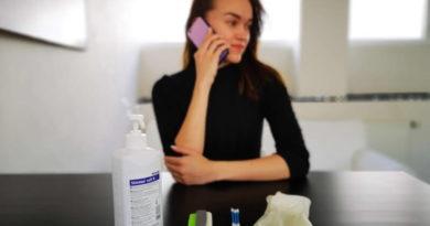 desinfekce mobilu
